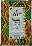 Zoe Organic Extra Virgin Olive Oil, 25.5 FL. OZ. tin