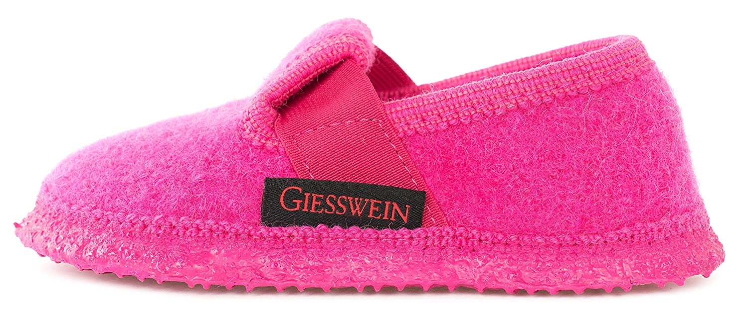 Giesswein Turnberg, Chaussons Doublé Chaud Fille 32/10/40164