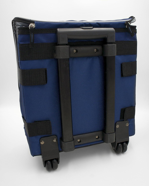 Thermos 158077 Color Azul Marino 28 L Bolsa t/érmica con Ruedas