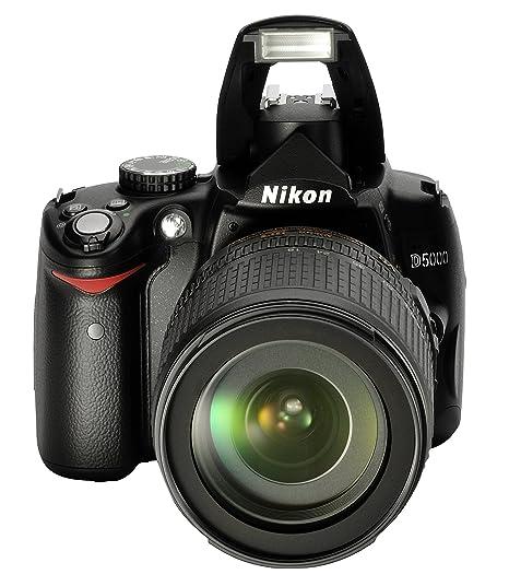 Nikon D5000 - Cámara Digital SLR (12 megapíxeles, Live View ...