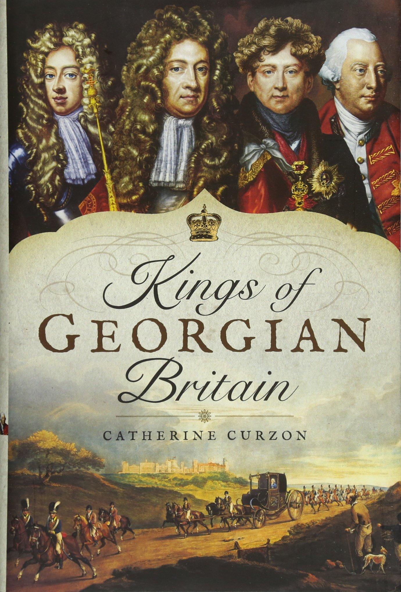 Kings of Georgian Britain pdf