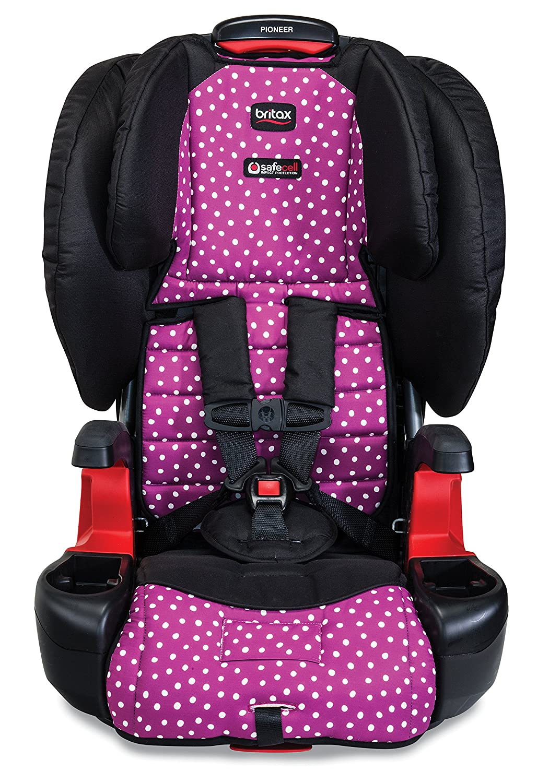Britax Pioneer (G1.1) Harness-2-Booster Car Seat, Domino: Amazon.ca ...