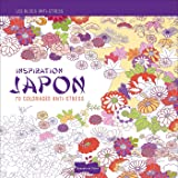 Inspiration Japon : 70 coloriages anti-stress