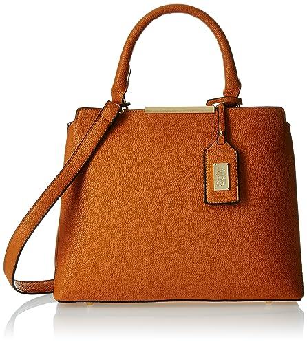 8d7ed187d6ff Allen Solly Women s Handbag (Orange)  Amazon.in  Shoes   Handbags