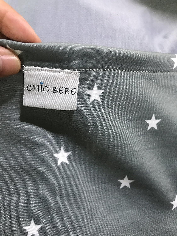 Amazon.com: Baby Wrap, color gris con un bolsillo frontal, 0 ...