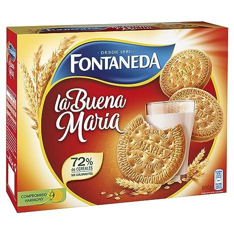 Spanische Kekse Maria / Galletas Maria - 800 gr: Amazon.de ...