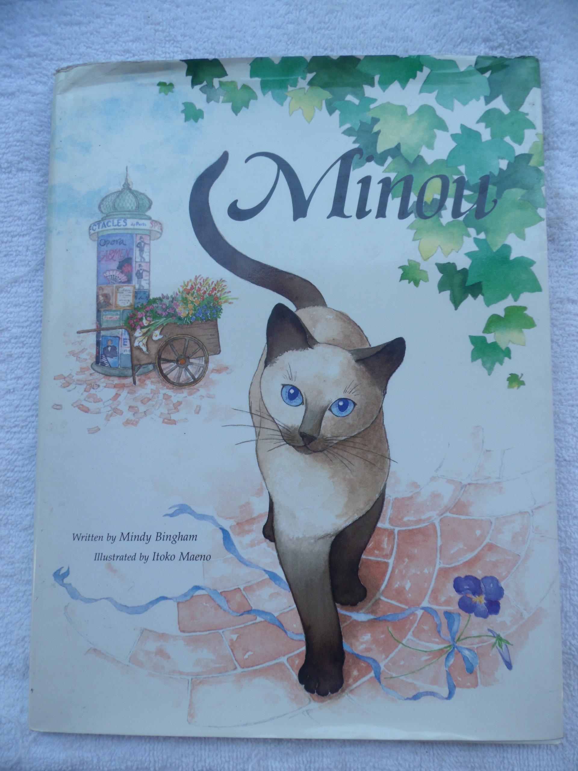 Read Online Minou pdf