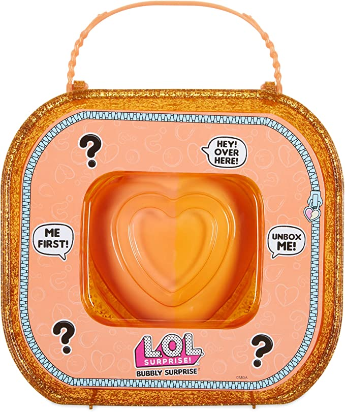 NEW LOL SURPRISE EXCLUSIVE DOLL /& PET ORANGE BUBBLY SURPRISE AUTHENTIC MGA