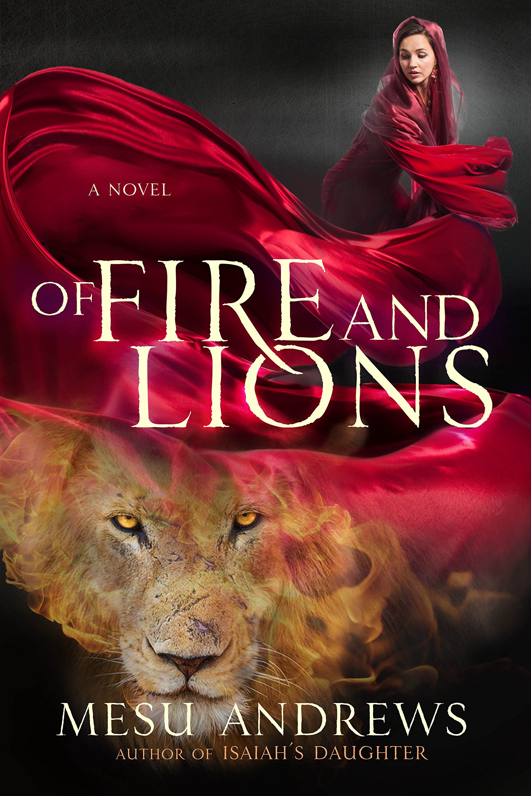 Amazon.com: Of Fire and Lions: A Novel (9780735291867): Mesu ...