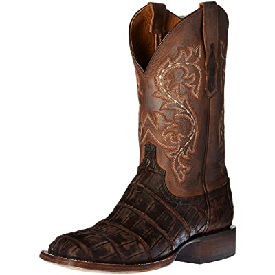 Lucchese Classics Men's Malcolm-Ch Giant Alligator Riding Boot | Western