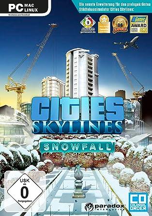 Cities: Skylines Snowfall [Importación Alemana]