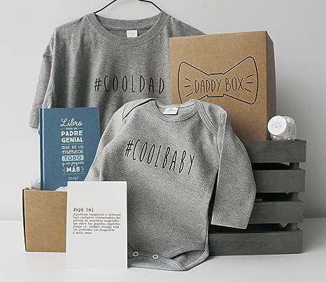 Caja regalo papá y bebé - Daddy Box - Regalo original para padres ...