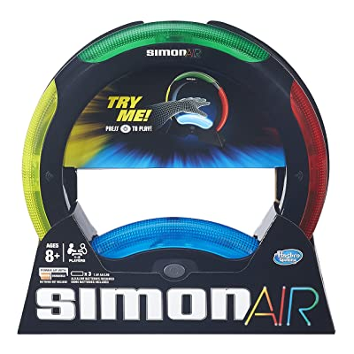 Hasbro Gaming Simon Air Game: Toys & Games