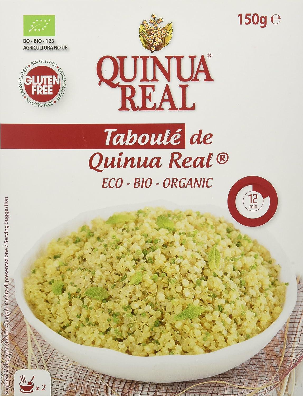 Quinua Real Taboulé Precocinado - 12 Paquetes: Amazon.es: Alimentación y bebidas