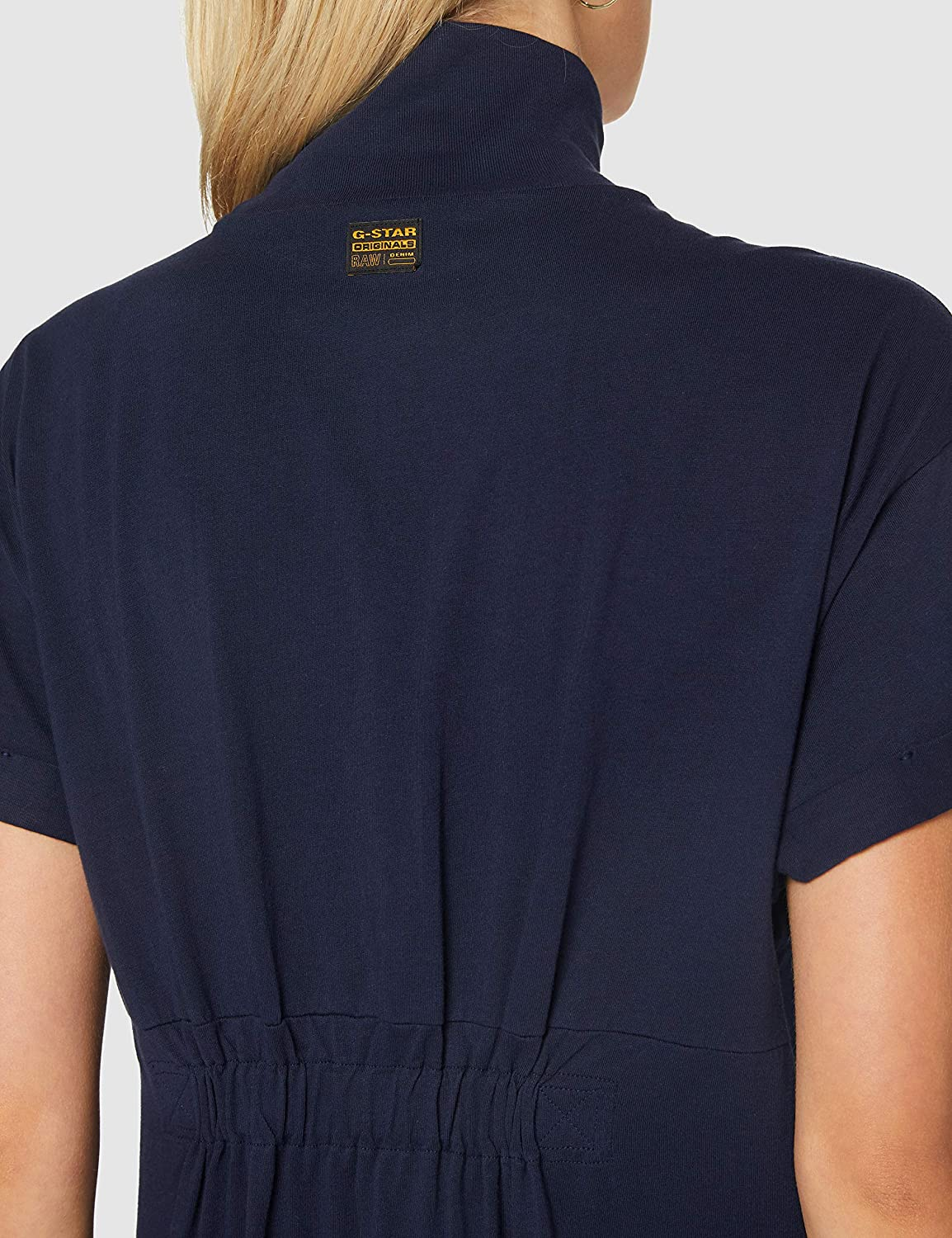 G-STAR RAW New Disem Turtle Loose Abito Casual Donna