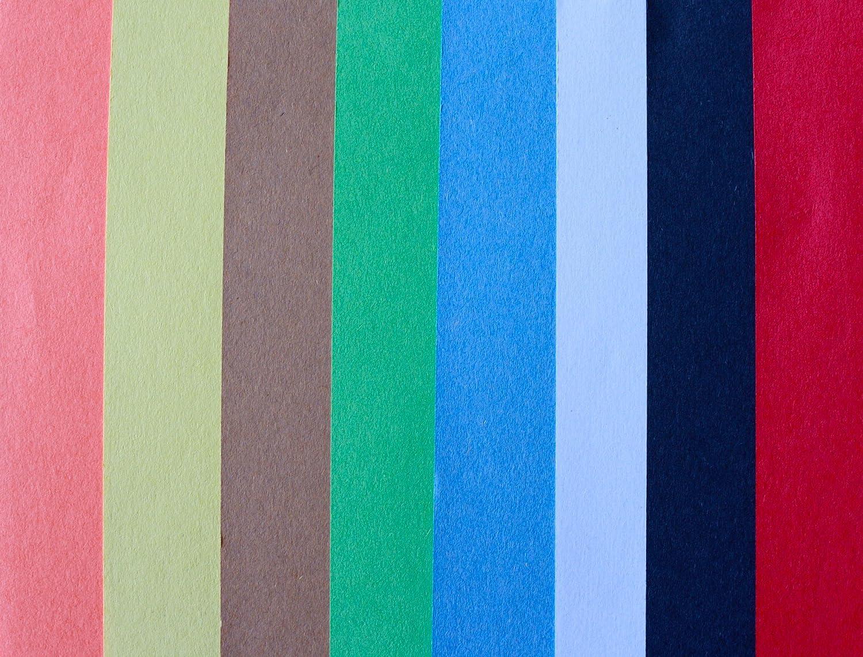 Norcom Construction Paper Norcom Inc. 288 Sheets 78898-6 9 x 12 Inches 8 Assorted Colors