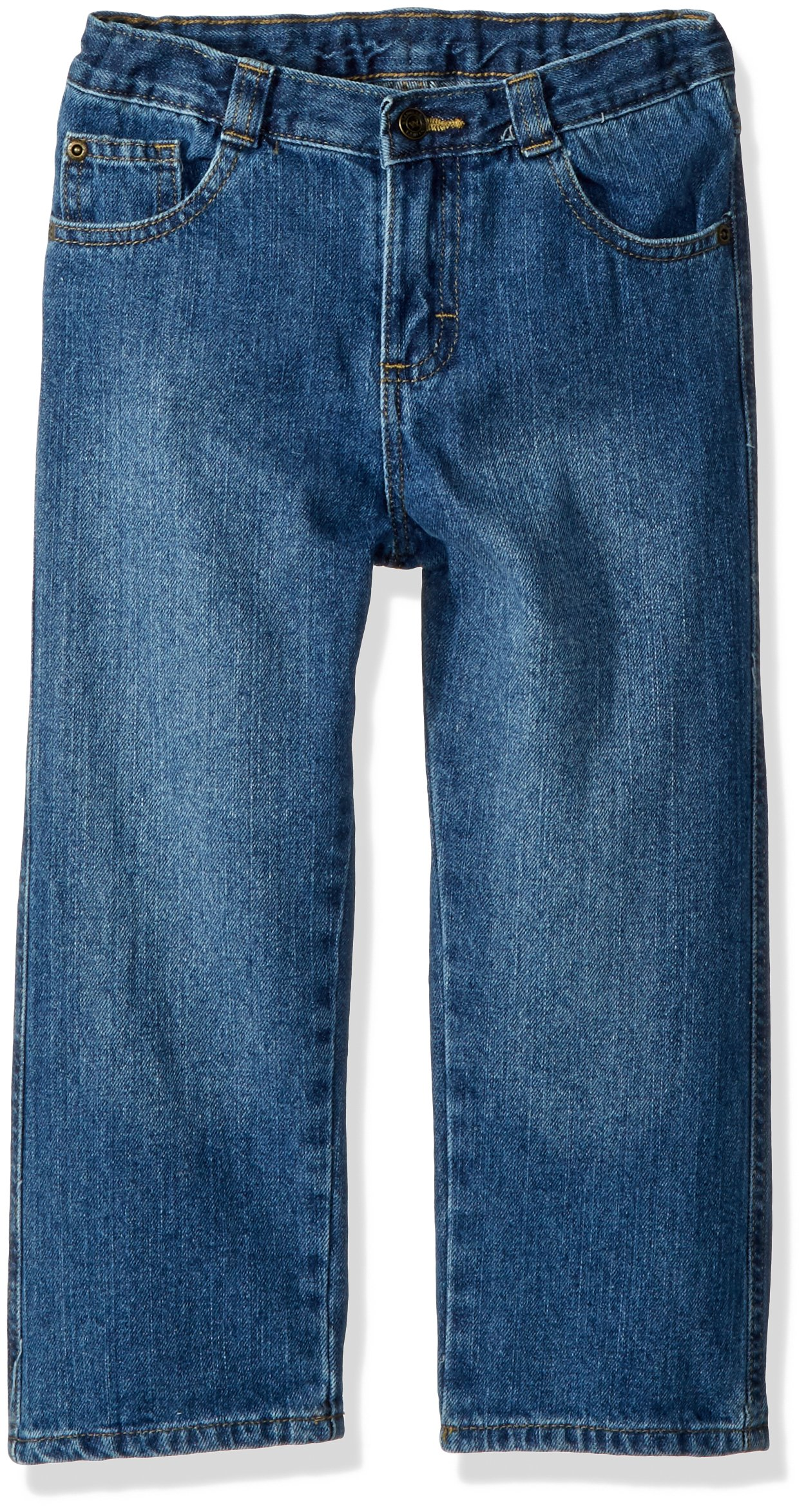 Wrangler Authentics Boys Relaxed Straight Jean