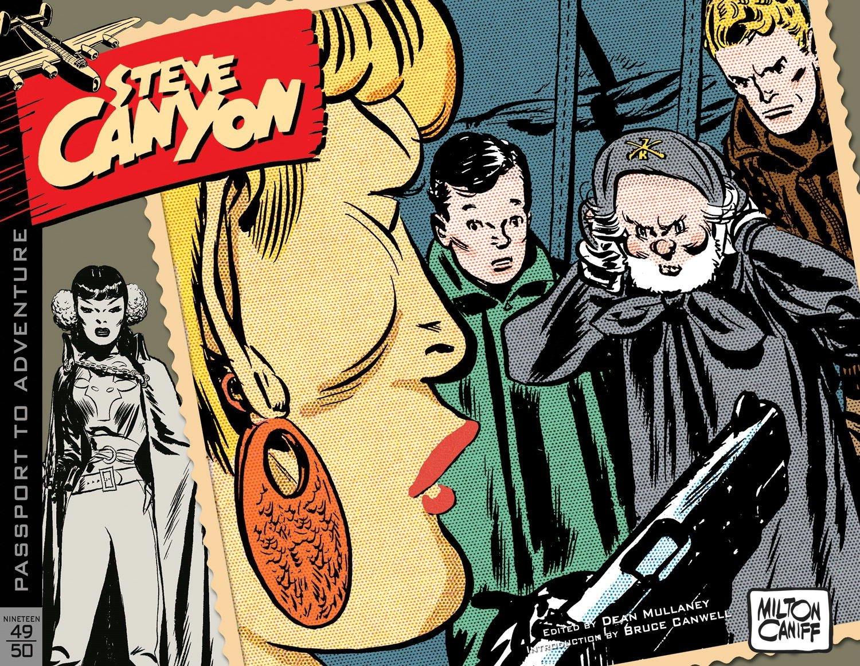 Read Online Steve Canyon Volume 2: 1949-1950 pdf