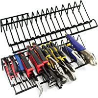 Plier Organizer Rack, 2 Pack, Stores Spring Loaded, Regular and Wide Handle Insulated Pliers, Tool Box Storage and…
