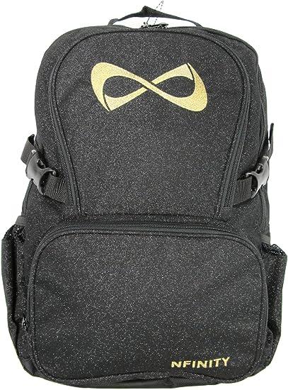 Nfinity Duffle Bag Black//Grey