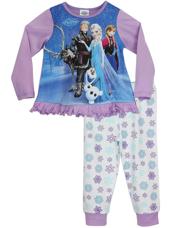 Disney Die Eiskönigin Mädchen Die Eiskönigin Schlafanzug
