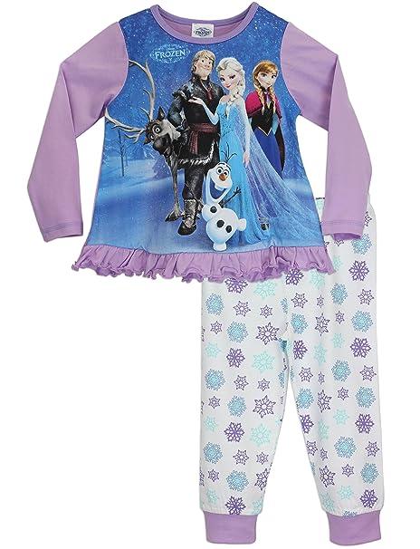 Frozen - Pijama para niñas 8 - 9 Años: Amazon.es: Ropa y accesorios