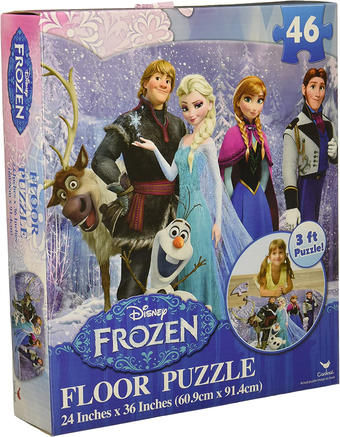 Disney Frozen Puzzle 46 Pieces