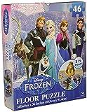 "Disney Frozen Floor Puzzle (46-Piece) 24"" x 36"" Styles Will Vary"