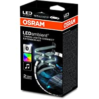 OSRAM LEDINT104 LED Ambient Tuning Lights Connect, Extension-kit, Vehicle interiors Lighting, Color and Mode Control Via…