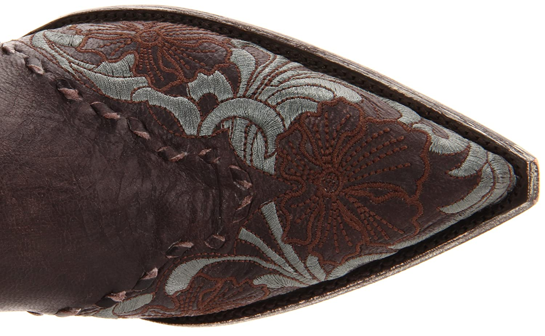 Old Gringo Women's Erin Western L640 Boot B00750HJCK 10.5 B(M) US|Vesuvio Chocolate
