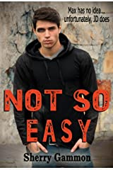 Not So Easy (YA Fantasy Fiction) (Souls in Peril Series Book 1) Kindle Edition