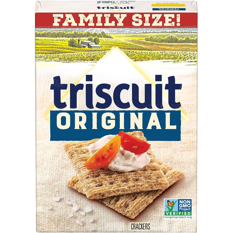 Triscuit Original Whole Grain Wheat Crackers, 12.5 oz