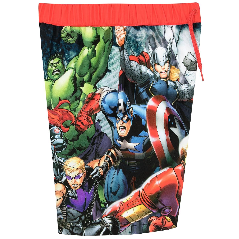 Marvel Avengers Jungen Avengers Badeshorts 128: Amazon.de: Bekleidung