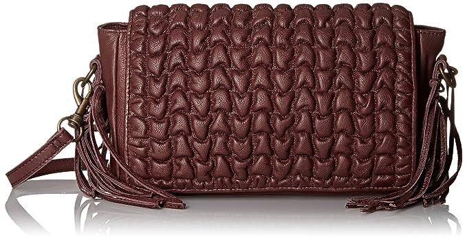 Verkauf Einzelhändler baby 2019 professionell Liebeskind Berlin Nisha, New Chestnut: Handbags: Amazon.com