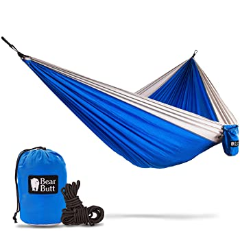 Bear Butt - Double Parachute Camping Hammock