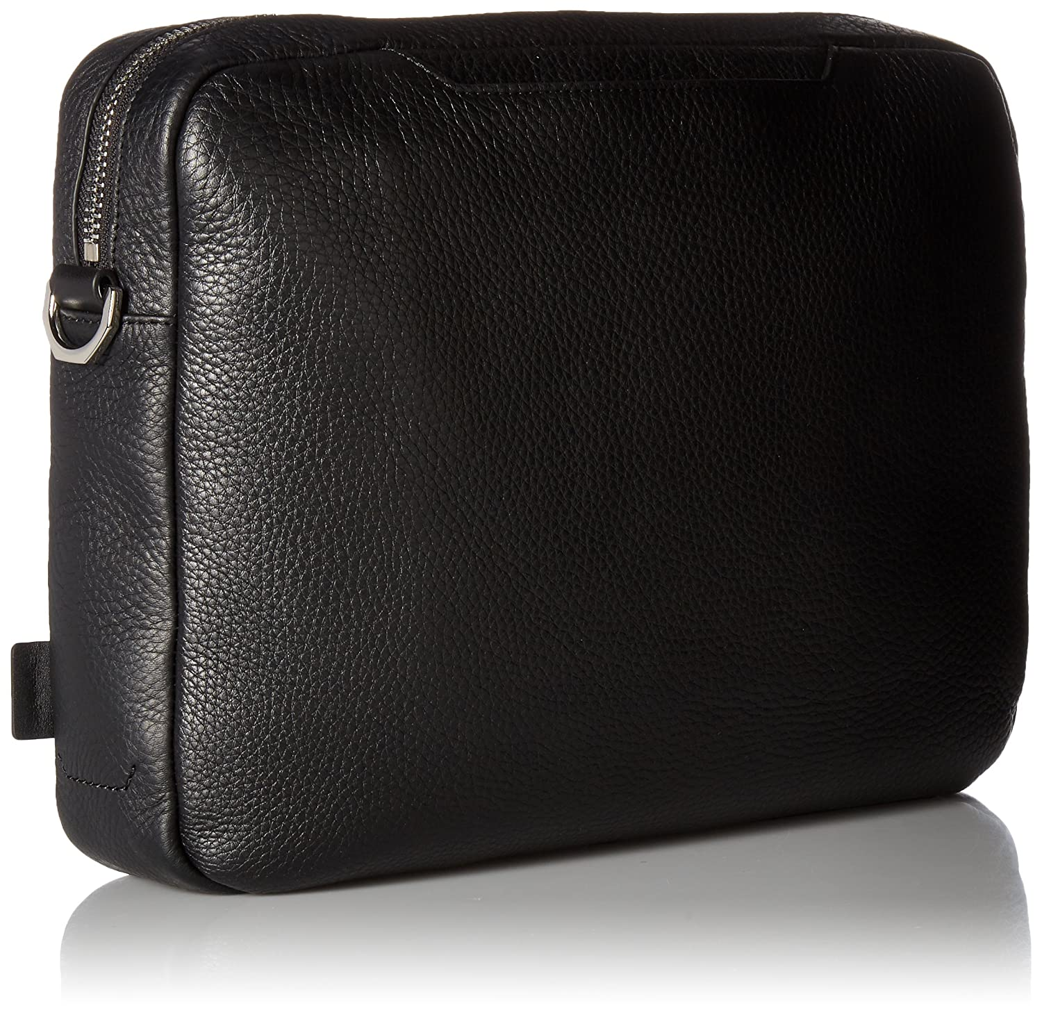 398d6815e82 Amazon.com | ECCO Eday L Messenger, Black | Messenger Bags