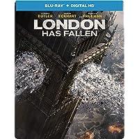 London Has Fallen Limited Edition Blu-ray Steelbook