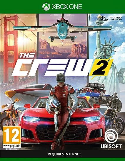 The Crew 2 - Xbox One [Importación inglesa]: Amazon.es ...