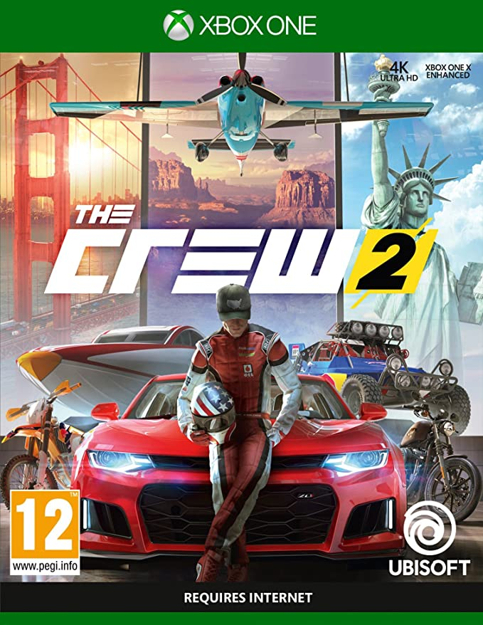 The Crew 2 - Xbox One [Importación inglesa]: Amazon.es: Videojuegos