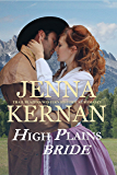 High Plains Bride: Trail Blazers Western Historical Romance