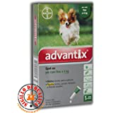 Bayer Advantix Spot On per Cani