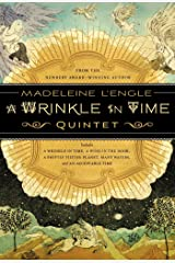 The Wrinkle in Time Quintet: Books 1-5 (A Wrinkle in Time Quintet) Kindle Edition