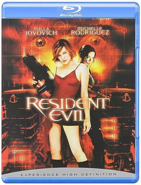 Resident Evil / Resident Evil: Afterlife USA Blu-ray: Amazon.es: Movie/Film [Milla Jovovich]: Cine y Series TV