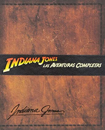 Pack Coleccionista: Indiana Jones [Blu-ray]: Amazon.es: Harrison Ford, Sean Connery, Cate Blanchett, Shia Labeouf, Karen Allen, Steven Spielberg, Harrison Ford, Sean Connery: Cine y Series TV