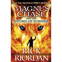 Magnus Chase 01 and the Sword of Summer