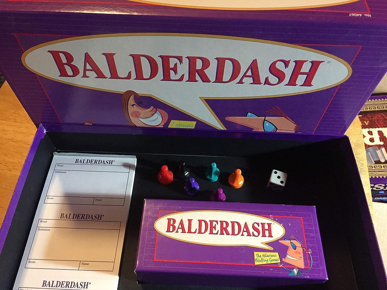 1995 The Hilarious Bluffing Game Balderdash by Bladerdash Parker Brothers SG/_B0149I5AP8/_US