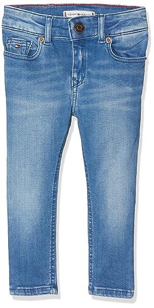 Tommy Hilfiger Baby Girls Nora Rr Skinny Lonbfst Jeans