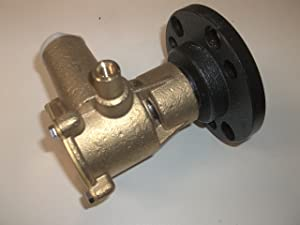 Wet Brush New aftermarket crankshaft Mounted Impeller raw Water Pump Used by Many Brands Such as Marine Power, Indmar, PCM and Volvo Penta/OMC V8 Engines.
