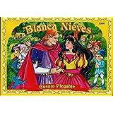 Blanca Nieves: Cuento Plegable