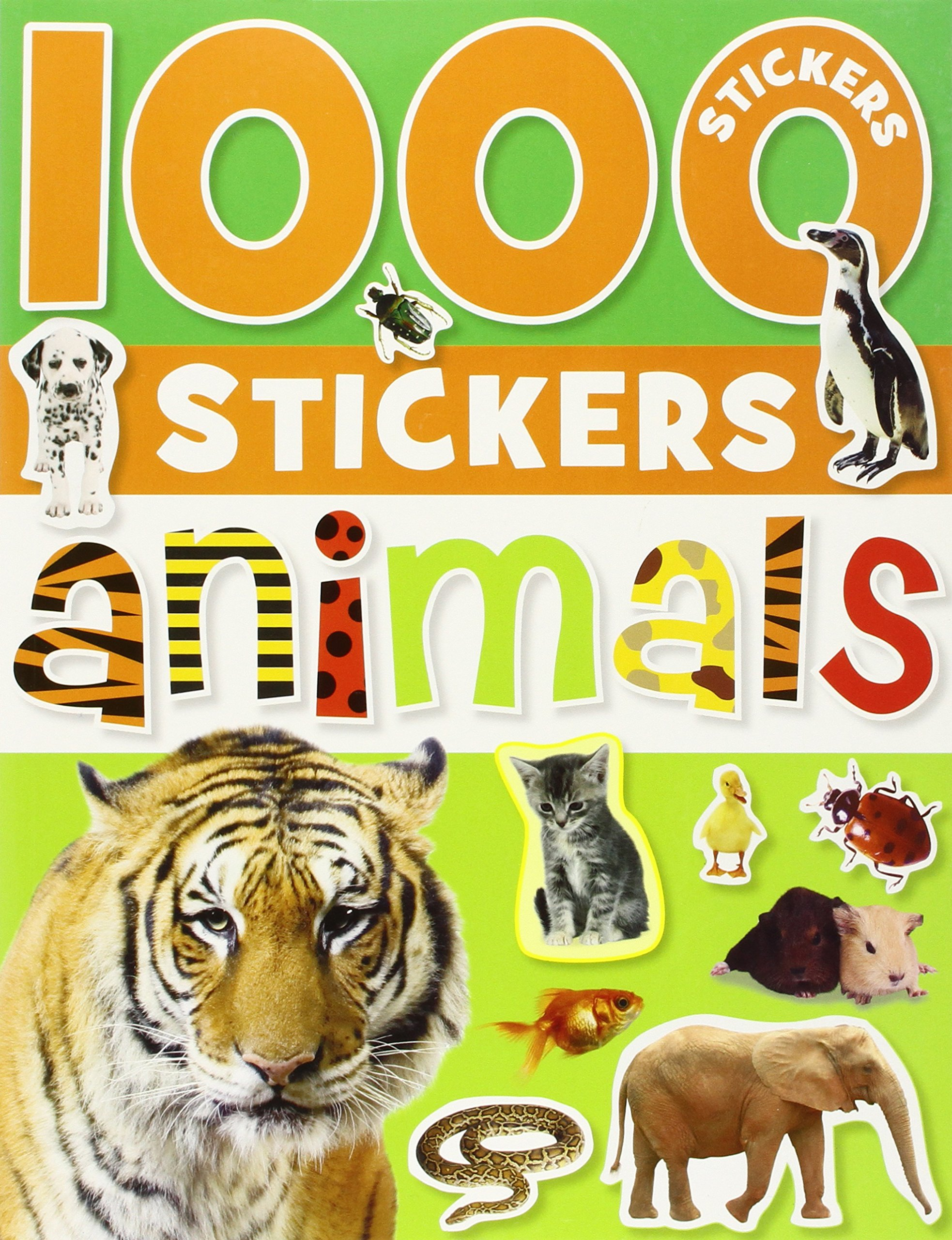 1000 Stickers Make Believe Ideas product image